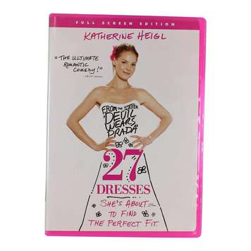 Movie: 27 Dresses for Sale on Swap.com