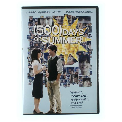 Movie: (500) Days Of Summer at up to 95% Off - Swap.com