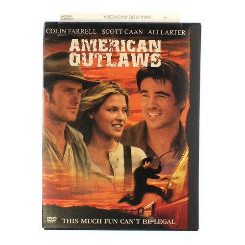 Movie: American outlaws at up to 95% Off - Swap.com