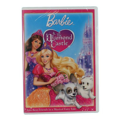 Movie: Barbie and The Diamond Castle at up to 95% Off - Swap.com