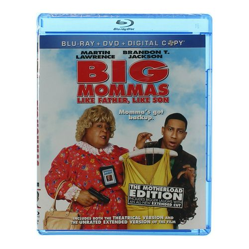 Movie: Big Momma's House: Like Father, Like Son at up to 95% Off - Swap.com