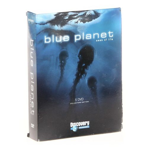Movie: Blue Planet Seas Of Life at up to 95% Off - Swap.com