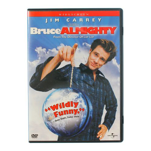 Movie: Bruce Almighty at up to 95% Off - Swap.com