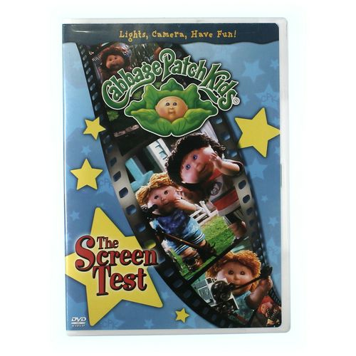 Movie: Cabbage Patch Kids V02-Screen Test DVD at up to 95% Off - Swap.com