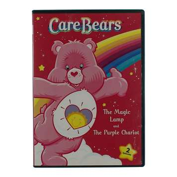Movie: Care Bears The Magic Lamp and The Purple Chariot for Sale on Swap.com