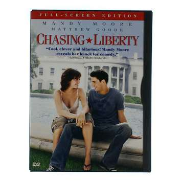 Movie: Chasing Liberty (Full Screen Edition) for Sale on Swap.com
