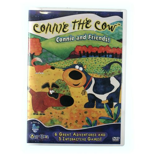 Movie: Connie the Cow-Connie and Friends at up to 95% Off - Swap.com