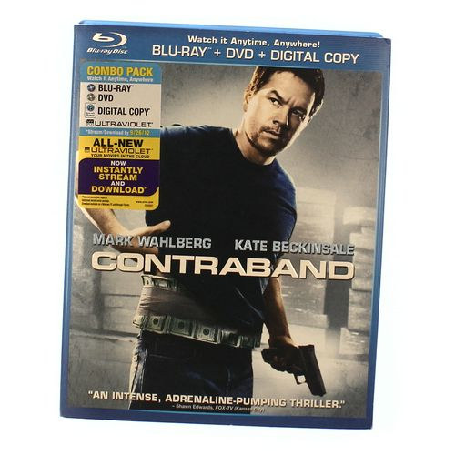 Movie: Contraband at up to 95% Off - Swap.com