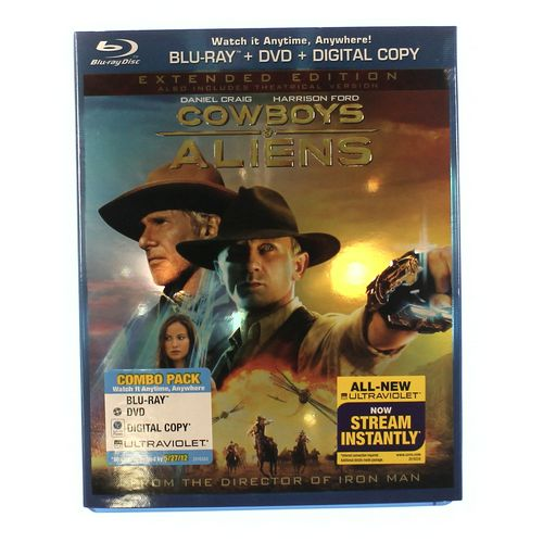 Movie: Cowboys & Aliens at up to 95% Off - Swap.com