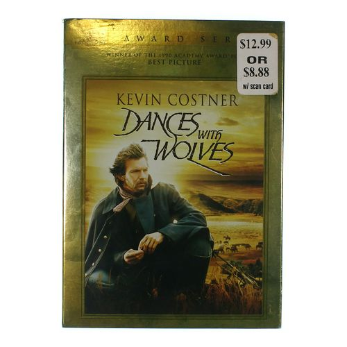 Movie: Dances with Wolves at up to 95% Off - Swap.com