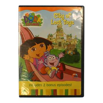 Movie: Dora the Explorer - City of Lost Toys for Sale on Swap.com