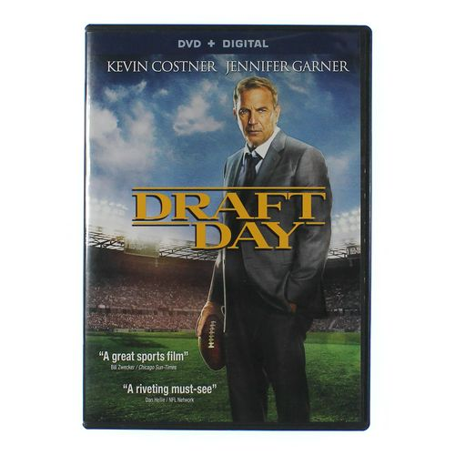 Movie: Draft Day at up to 95% Off - Swap.com
