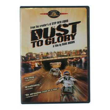 Movie: Dust to Glory for Sale on Swap.com