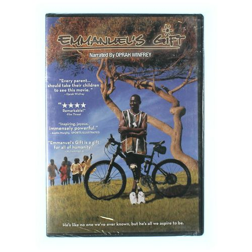 Movie: Emmanuel's Gift at up to 95% Off - Swap.com