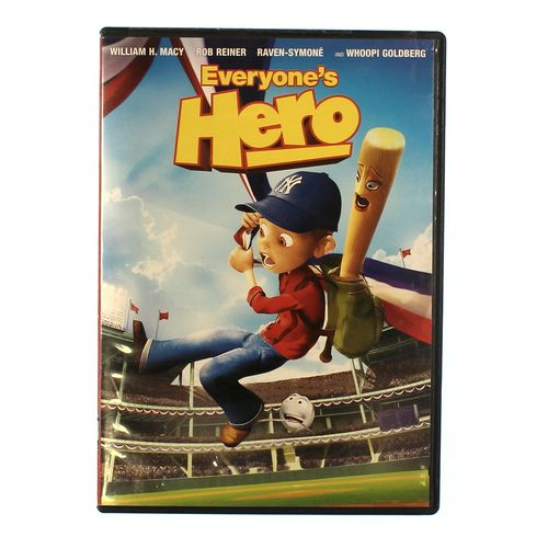 Movie: Everyone's Hero at up to 95% Off - Swap.com