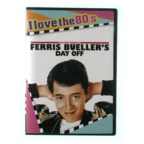 Movie: Ferris Bueller's Day Off at up to 95% Off - Swap.com