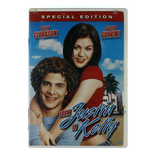 Movie: From Justin To Kelly (Special Edition) at up to 95% Off - Swap.com