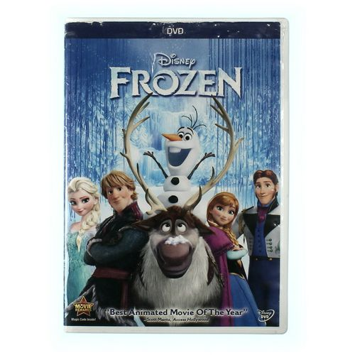 Movie: Frozen at up to 95% Off - Swap.com