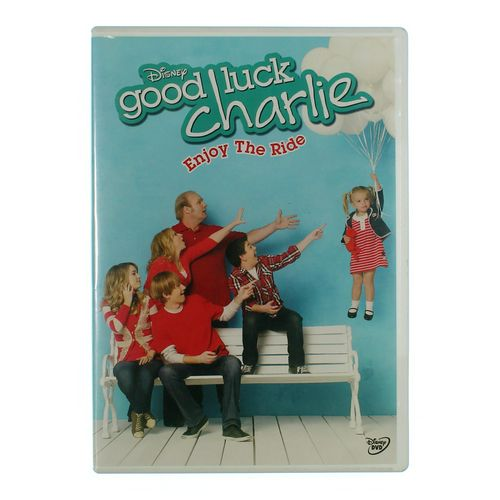 Movie: Good Luck Charlie: Enjoy the Ride [DVD] at up to 95% Off - Swap.com