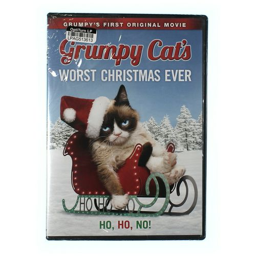 Movie: Grumpy Cat's Worst Christmas Ever at up to 95% Off - Swap.com