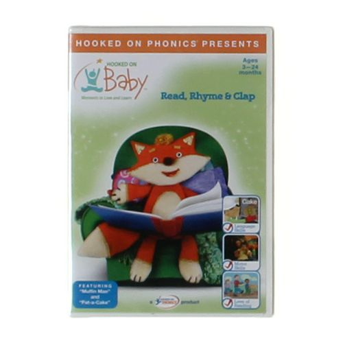 Movie: Hooked on Baby: Read, Rhyme and Clap at up to 95% Off - Swap.com