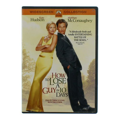 Movie: How to Lose a Guy in 10 Days at up to 95% Off - Swap.com