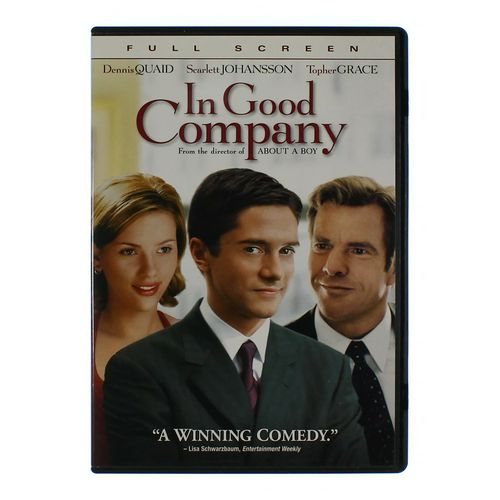 Movie: In Good Company at up to 95% Off - Swap.com