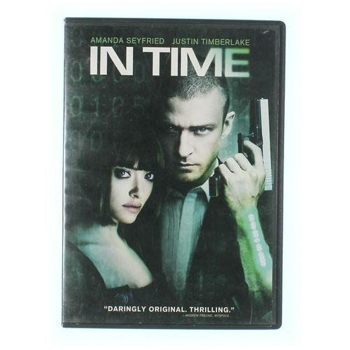 Movie: In Time at up to 95% Off - Swap.com