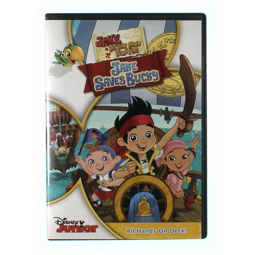 Movie: Jake & The Never Land Pirates: Jake Saves Bucky at up to 95% Off - Swap.com