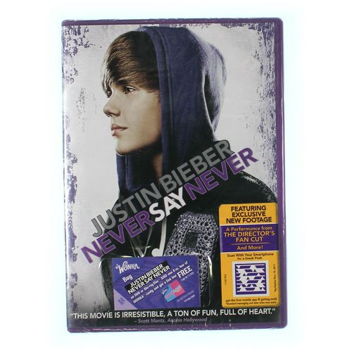 Movie: Justin Bieber Never Say Never at up to 95% Off - Swap.com