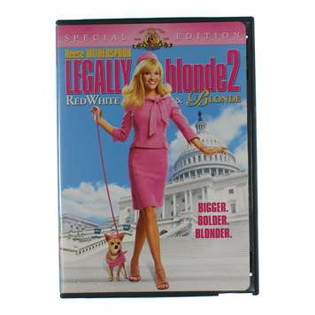 Movie: Legally Blonde 2 - Red, White & Blonde (Special Edition) for Sale on Swap.com