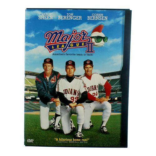 Movie: Major League II at up to 95% Off - Swap.com