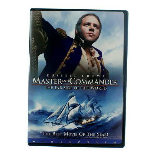Movie: Master and Commander: The Far Side of the World at up to 95% Off - Swap.com
