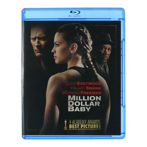 Movie: Million Dollar Baby at up to 95% Off - Swap.com