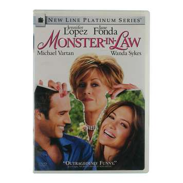 Movie: Monster-in-Law for Sale on Swap.com
