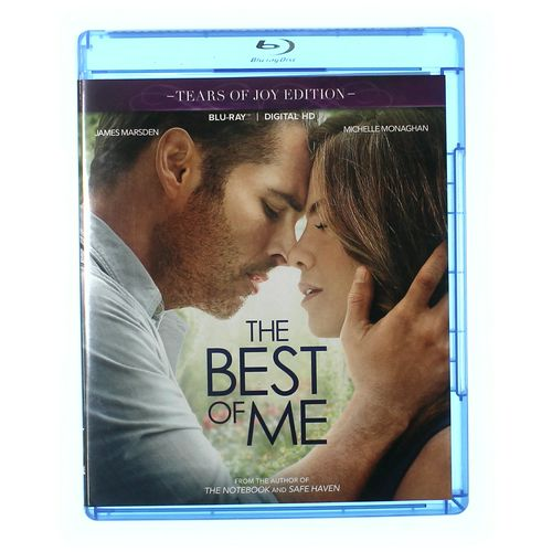 Movie: Movie: The Best of Me at up to 95% Off - Swap.com