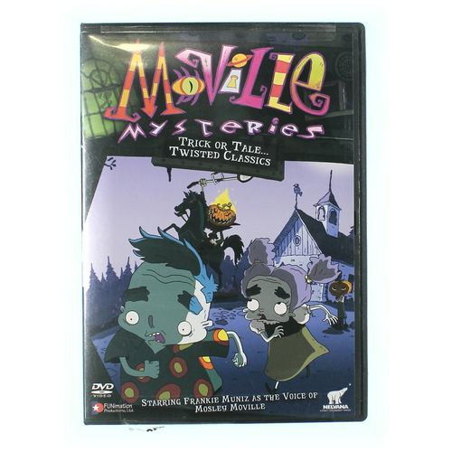 Movie: Moville Mysteries V01-Trick Or Tale Twisted Classics at up to 95% Off - Swap.com