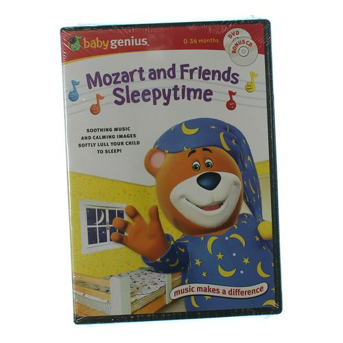 Movie: Mozart and Friends Sleepytime at up to 95% Off - Swap.com