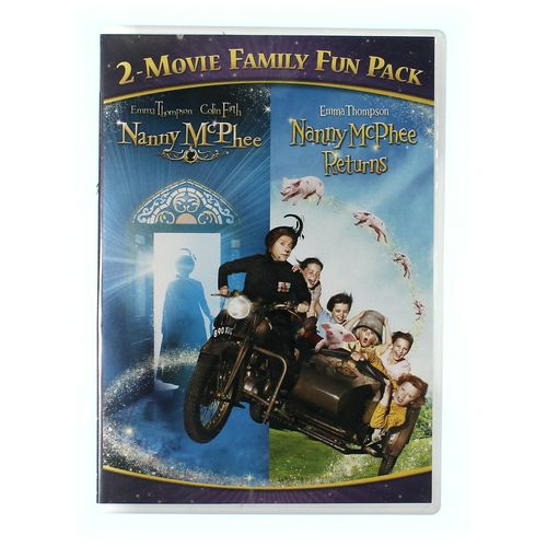 Movie: Nanny McPhee 2-Movie Family Fun Pack at up to 95% Off - Swap.com