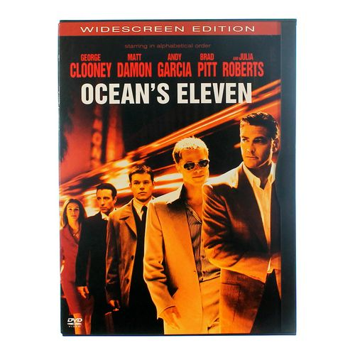 Movie: Ocean's Eleven at up to 95% Off - Swap.com
