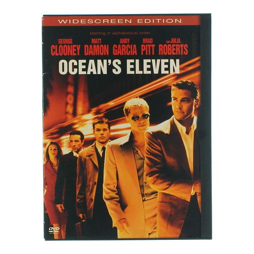 Movie: Ocean's Eleven (Widescreen Edition) at up to 95% Off - Swap.com
