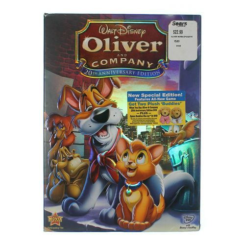 Movie: Oliver & Company at up to 95% Off - Swap.com