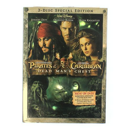 Movie: Pirates of the Caribbean: Dead Man's Chest at up to 95% Off - Swap.com