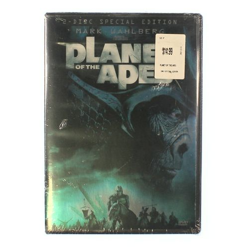 Movie: Planet of the Apes at up to 95% Off - Swap.com