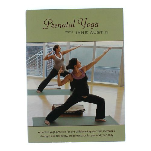 Movie: Prenatal Yoga With Jane Austin at up to 95% Off - Swap.com