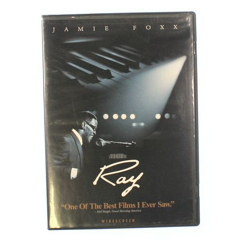 Movie: Ray (Widescreen Edition) at up to 95% Off - Swap.com
