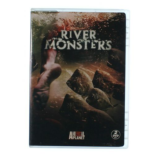 Movie: River Monsters at up to 95% Off - Swap.com