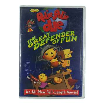 Movie: Rolie Polie Olie - The Great Defender of Fun for Sale on Swap.com