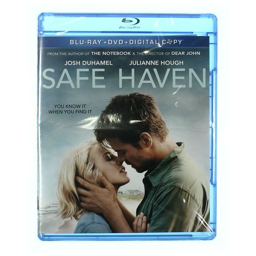 Movie: Safe Haven at up to 95% Off - Swap.com