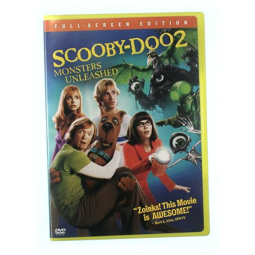 Movie: SCOOBY DOO 2: MONSTERS UNLEASHED at up to 95% Off - Swap.com